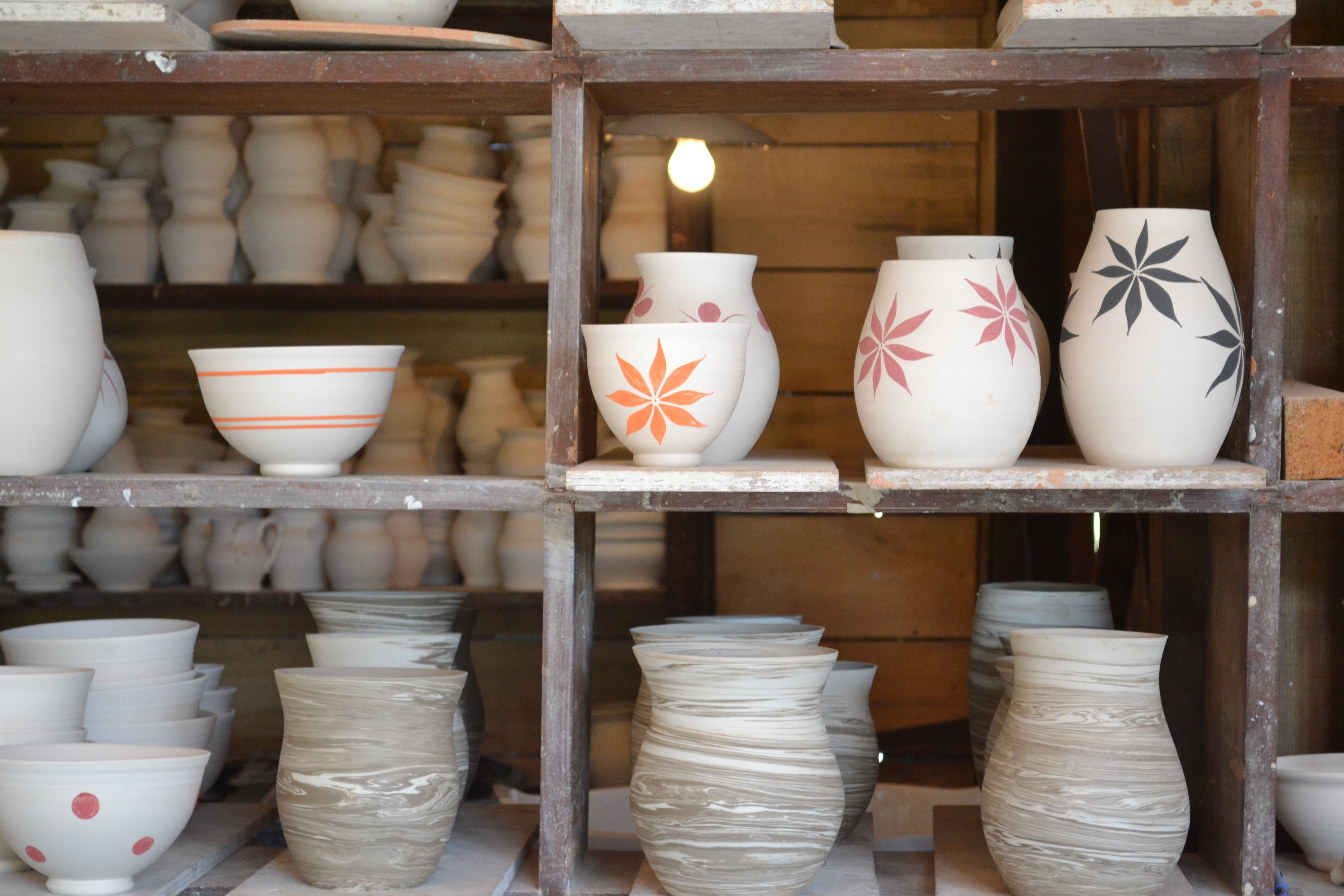 Pottery Painting In NB