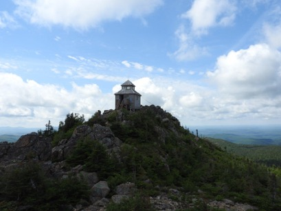 Mount Carleton Provincial Park, 2 hours from Fredericton NB